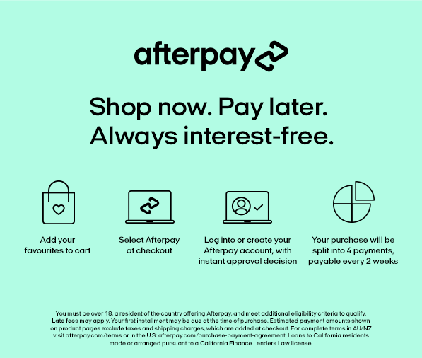 Afterpay Fitness Equipment